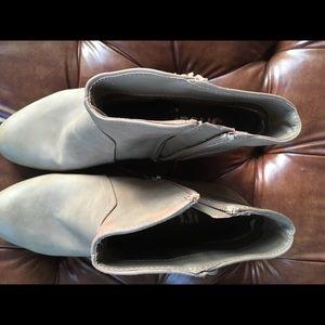 Sam Edelman Shoes - Sam Edelman circus lyric fringe boot bootie 8